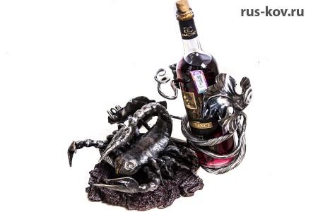 """Подставка для вина """"Скорпион"""""""